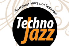 Дизайн интернет магазина Techno Jazz